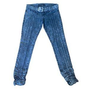 Seduction 💓 Gray skinny jeans 👖 size 7